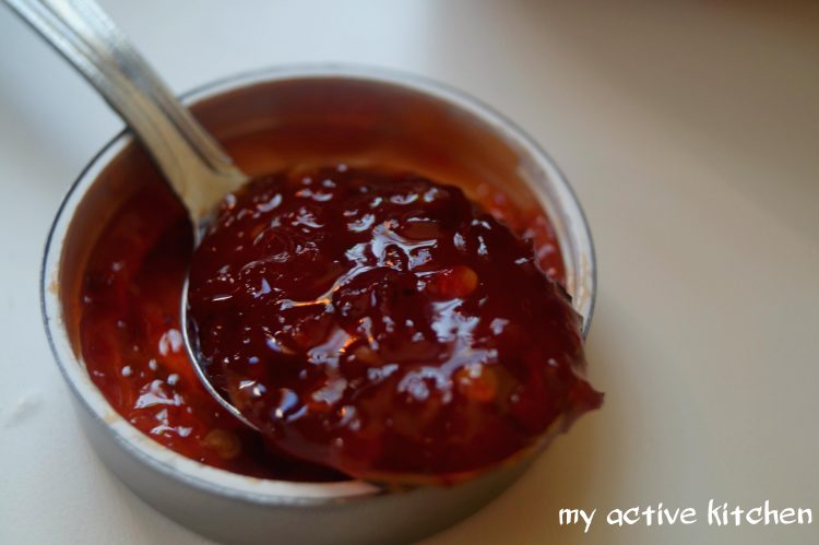 how to make hot chilli sauce