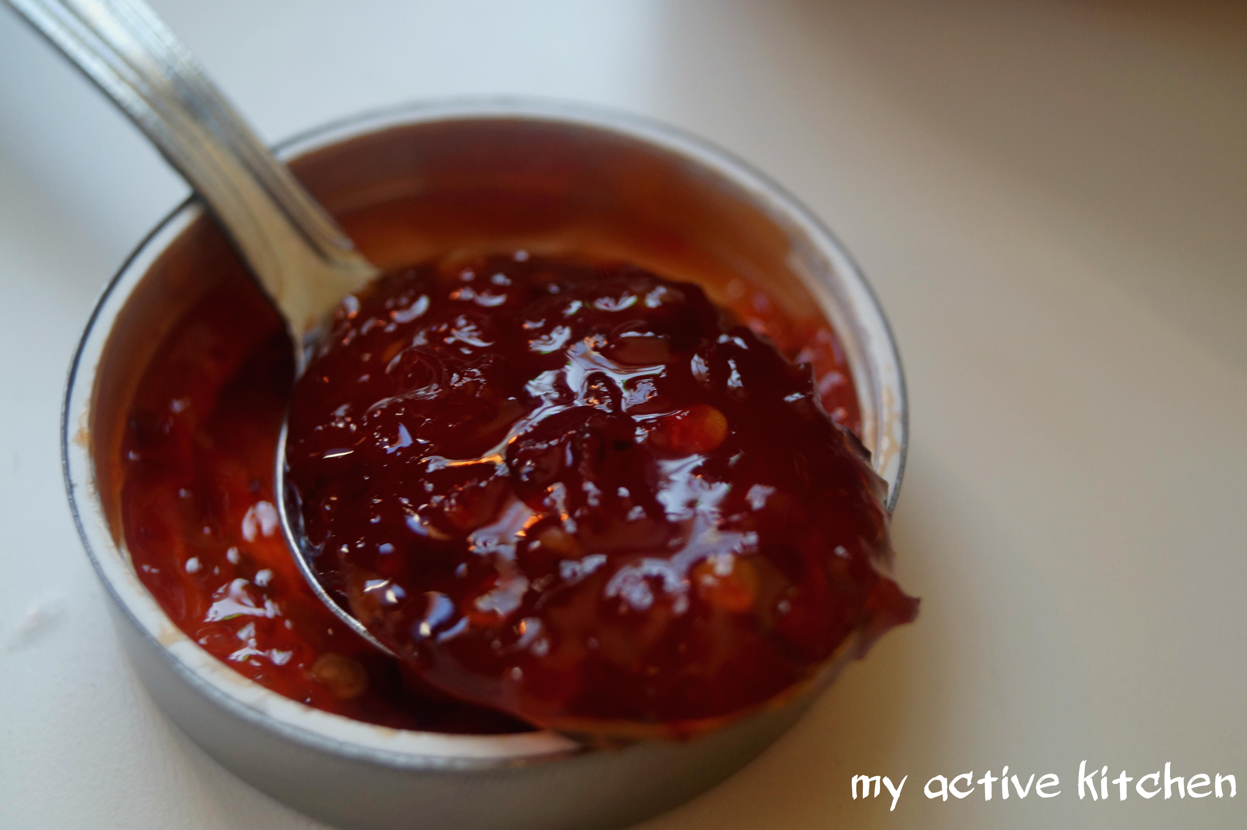 how to make sweetchilli sauce