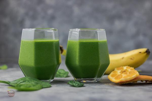 spinach smoothie.