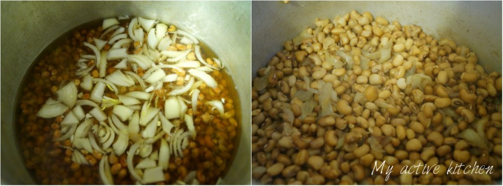 cook beans in pressure pot