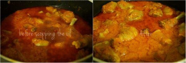cooking nigerian chicken stew .