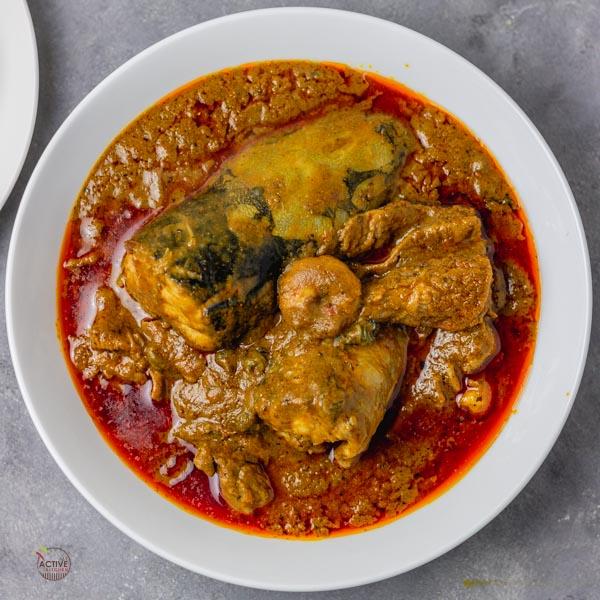 Banga Soup (Niger-Delta way) - My Active Kitchen