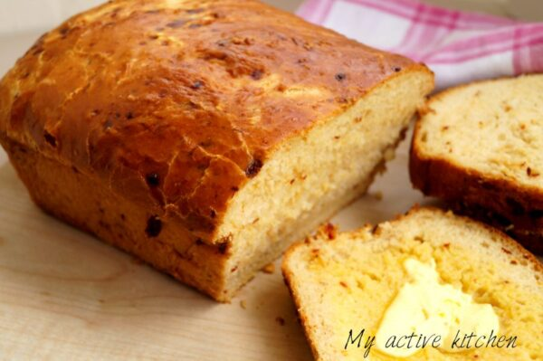 image of cheese bread