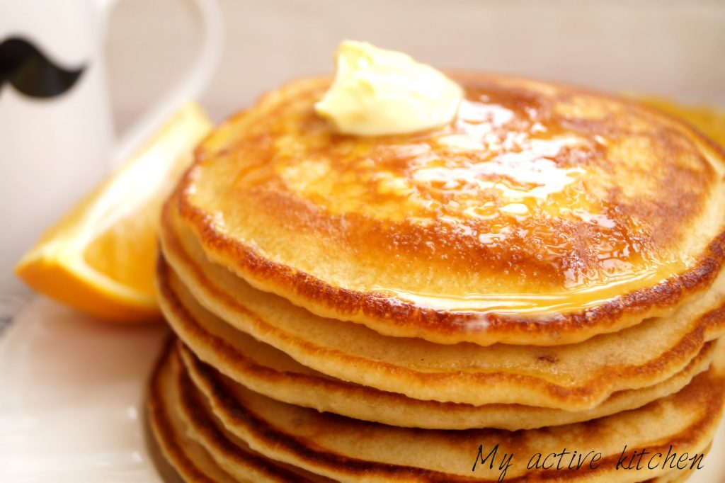 How to make the fluffiest nigerian pancake ever my active kitchen ccuart Images