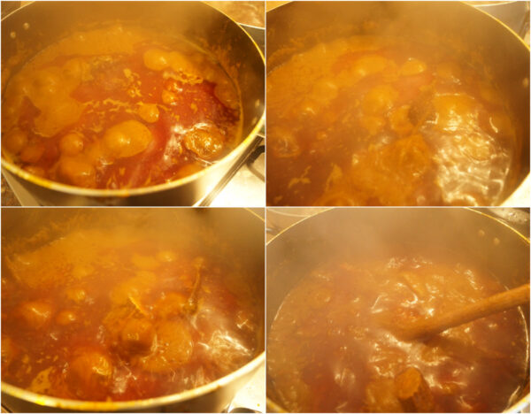 image of how to make banga soup