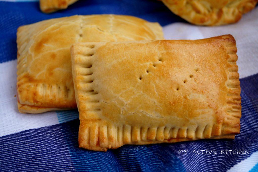 nigerian chicken pie.