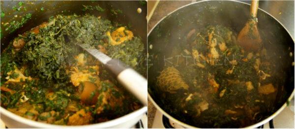 how to cook edikaikong
