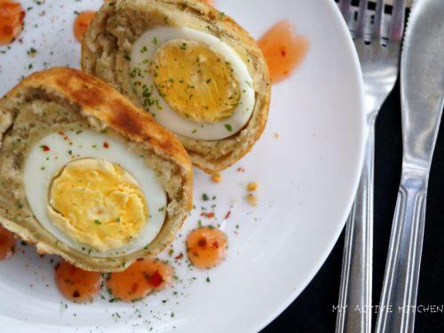 Nigerian egg roll recipe