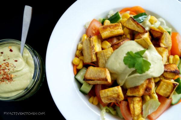plantain-salad