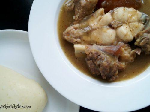 ofe nsala soup