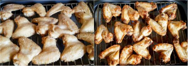 baking chicken wings