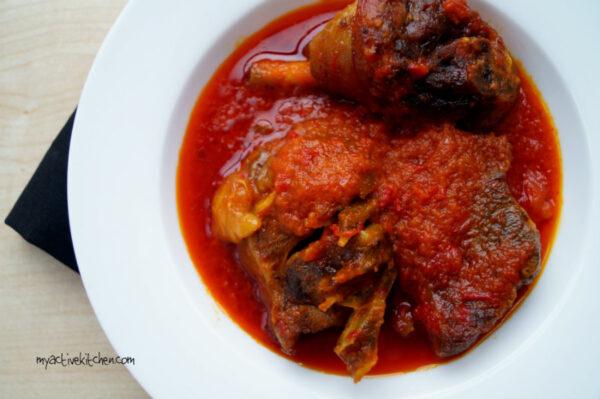 tomatoless buka stew