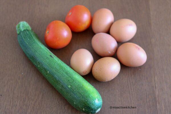 zucchini frittata recipe
