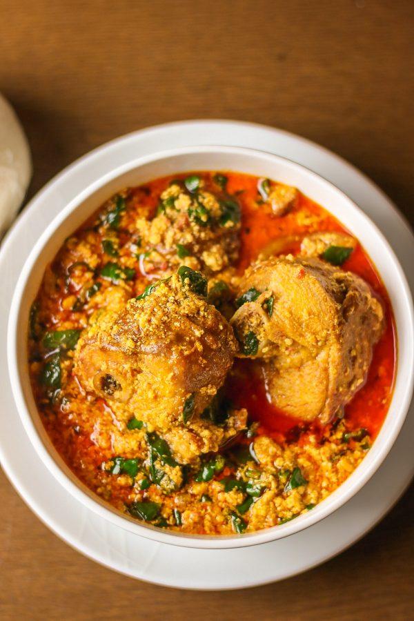 image of nigerian egusi soup