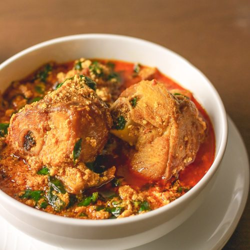 Egusi Soup Recipe How To Cook Egusi Soup My Active Kitchen