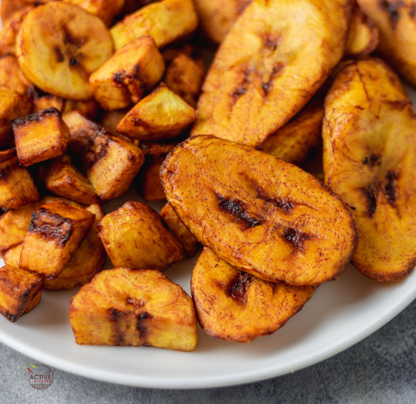 How to Fry Plantain (Fried Plantain) - My Active Kitchen